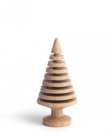 Holzbäumchen Eiche, verschied. Designs