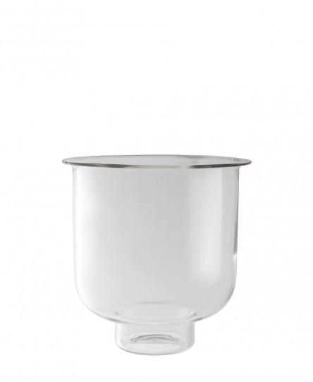 Übertopf Basic, Glas
