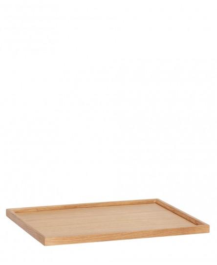 Tablett 'Simple', Eiche, 2 Größen