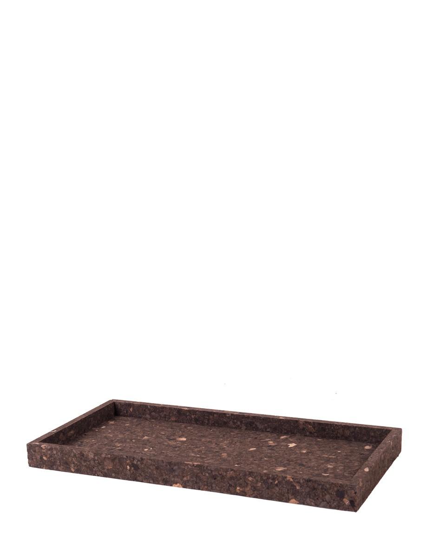 Tablett 'Smoked Cork', 2 Größen