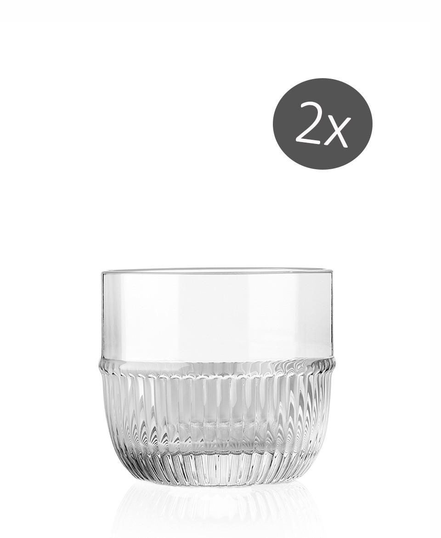 Barglas 2er Set, 2 Größen