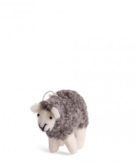 Schaf, Filz, 2 Farben