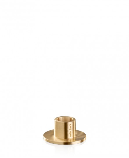 Kerzenhalter, gold