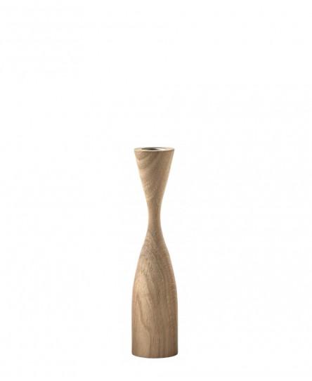 Kerzenhalter 'Shape', Eiche, 3 Größen
