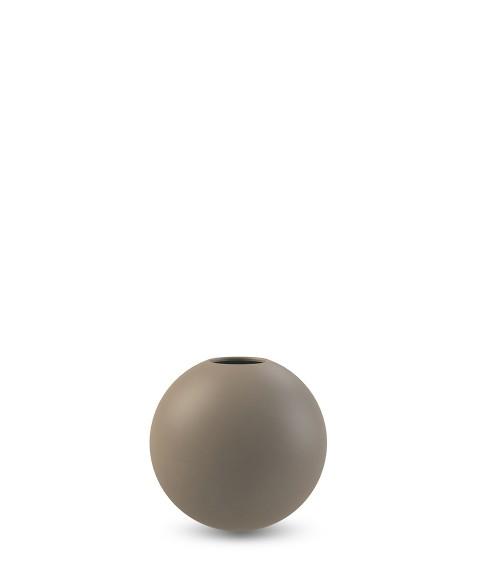 cooee_design_vase_ball_10cm_mud