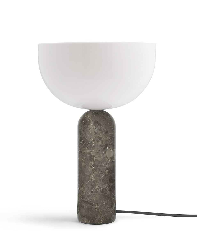 Tischleuchte 'Kizu', Gris du Marais, 2 Größen