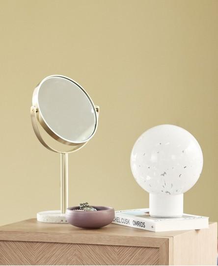 hubsch_interior_tisch_lampe_glas_marmoriert